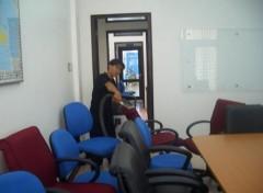 Dịch vụ giặt ghế văn phòng chuyên nghiệp tại TP HCM