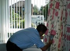 Dịch vụ giặt rèm chuyên nghiệp tại TPHCM