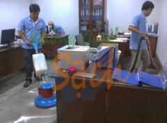 Dịch vụ giặt thảm văn phòng uy tín tại Hà Nội
