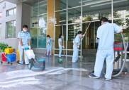 Dịch vụ vệ sinh tòa nhà tại sao lại cần thiết?