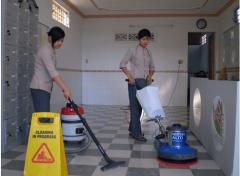 Dịch vụ vệ sinh công nghiệp uy tín ở quận Bình Tân