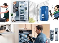Dịch vụ vệ sinh điều hòa, máy giặt, tủ lạnh uy tín