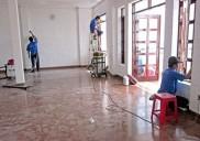 Tổng vệ sinh nhà sau xây dựng - Công đoàn cuối hoàn thiện tổ ấm