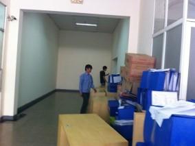 Dịch vụ chuyển văn phòng trọn gói quận Ba Đình