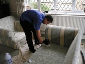Dịch vụ giặt ghế sofa quận Bình Tân