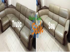 Dịch vụ giặt ghế sofa quận 10