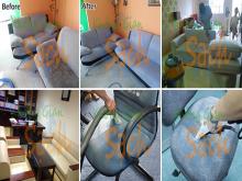 Dịch vụ giặt ghế sofa uy tín tại nhà