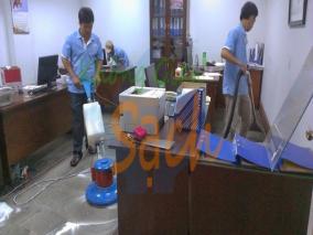 Dịch vụ giặt thảm văn phòng uy tín giá rẻ