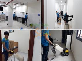 Dịch vụ dọn nhà công nghiệp chuyên nghiệp