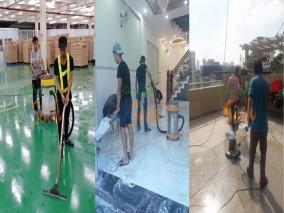 Dịch vụ vệ sinh công nghiệp quận Phú Nhuận