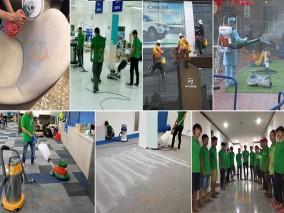 Báo giá dịch vụ vệ sinh công nghiệp