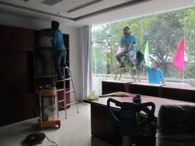 Dịch vụ vệ sinh nhà ở tại quận Gò Vấp - Tp. HCM