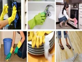 Dịch vụ vệ sinh nhà ở trọn gói tại quận 3
